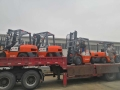 合力3噸3.5噸內燃搬運叉車 四輪座駕式柴油叉車