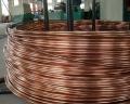 上海連鑄銅包鋼圓線的工藝介紹