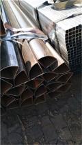 40*60黑退扇形管生產加工廠家