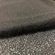 黑色單面有紡磨毛布 高溫抗油鞋材定型布 登山鞋定型布
