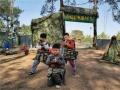 西安團建好去處 西安周邊野外拓展訓練基地