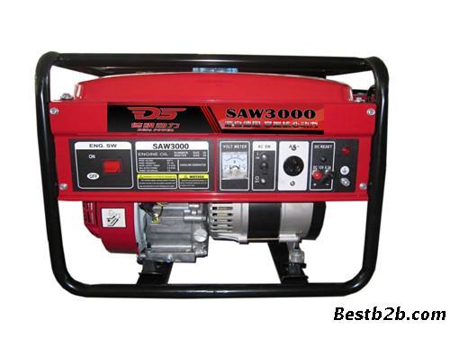 3kw小型汽油发电机报价单