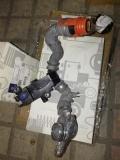 奔馳GL350廢氣管通風管機油廢氣閥排氣壓力PVC閥