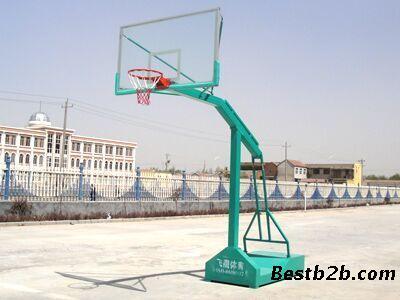 15165075995 qq:394658691           篮球架价格 液压篮球架 固定图片
