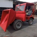 農用柴油三輪車高低速建筑工地電啟液壓自卸翻斗運輸車