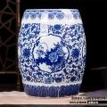 景德鎮陶瓷50斤大米桶 米缸 帶蓋