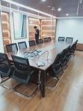 供应办公家具 各种会议桌 板式 钢架结构会议桌等