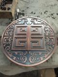 佛山廠價直銷鋁板雕刻拉手大門拉手