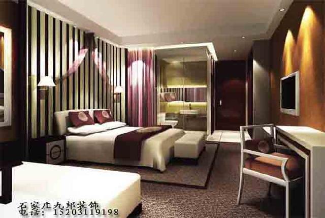 石家庄情侣酒店设计艺术
