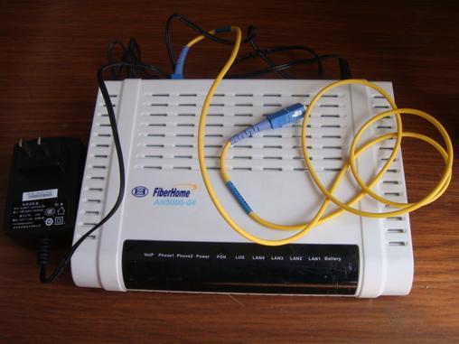 联通光纤猫接法图解 联通光纤猫接法图解