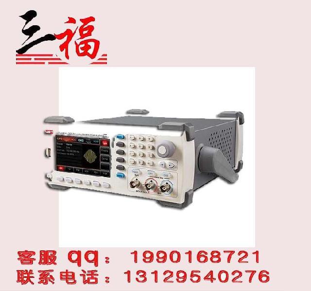 优利德utg2062a函数任意波形发生器