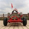 大型兒童樂園小型卡丁車 電動四輪卡丁車 雙人卡丁車