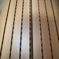 豐澤琴房木質吸音板 槽木吸音板