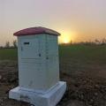 現代化節水灌溉玻璃鋼井房