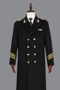售樓部保安禮賓保安形象保安大衣