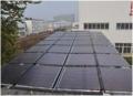 合力冷軋太陽能熱水工程
