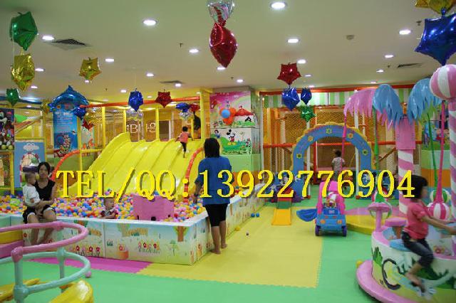云浮市室內兒童樂園設備廠家游樂設施生產商