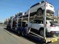 西安到高郵托運汽車公司私家車轎車托運收費標準