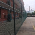 学校操场护栏 山东厂家 羽毛球足球场围网 运动场围栏厂家直销