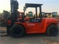 滁州提供合力10吨叉车举高4米工作时间1206小时
