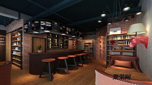 成都咖啡厅设计装修之功能分区