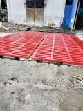 重慶城口全自動建筑工地洗車槽