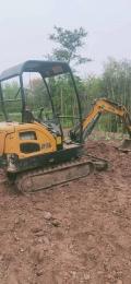 出售嘉禾18挖機 小松20挖機 玉柴20挖機包郵到家