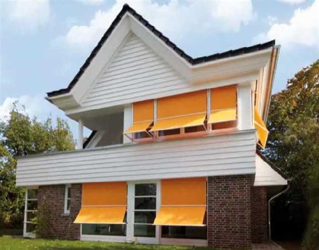 一层小别墅 外观造型