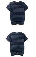 品牌男装卡天?#19978;?#23395;短袖库存尾货批发