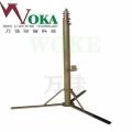 速新SX-BL01移動升降立柱避雷針 20米