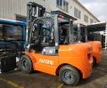 煙臺合力內燃機集裝箱堆垛車 電動物流倉儲設備專用叉車