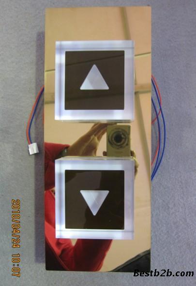 三菱电梯到站灯