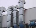 專業承接湖南長沙酒店通風管道制作不銹鋼a煙囪定制安裝