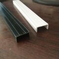 訂制抹灰分隔條 屋面分隔條2公分寬分隔縫黑條