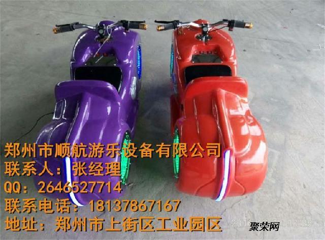 儿童遥控车室内游乐设备 充电小型摩托车 太子摩托