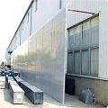 市政工程外環環城高速聲屏障隔音墻材料生產工廠
