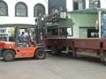 上海南匯區平板車出租機器搬運進出場電瓶叉車出租