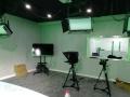 虚拟演播室背景设计 录音棚声学导播间搭建专家