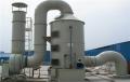 喷淋塔废气处理设备 pp阻燃性喷淋塔厂家
