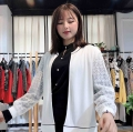 品牌小衫2020年春季女士衬衫宽松休闲 品牌折扣女装