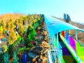旱雪場滑雪場魔毯云梯參數 景區飛天魔毯空中傳送帶設備