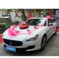 廣州自駕租車日租月租包年優惠跑車瑪莎拉蒂總裁影視拍攝
