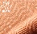 毛呢布供應直銷異色人字紋雙面羊毛呢布料