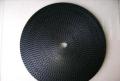 供应聚氨酯同步带£¬黑色聚氨酯材质耐磨同步带£¬特殊黑色PU材质