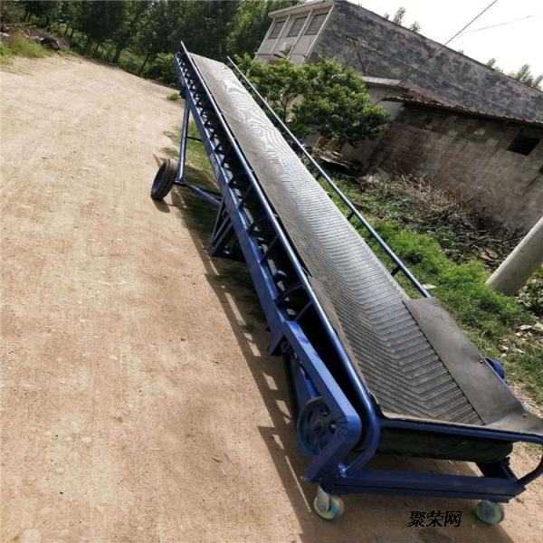 舒城貨物裝卸輸送機重貨斜坡傳輸機銷售