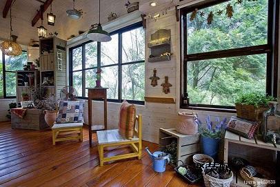 民宿软装设计定制之工艺品或艺术品在民宿室内的摆放初谈图片