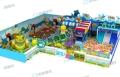 訂做淘氣堡室內兒童游樂場滑梯海洋球池