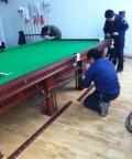 北京臺球桌換臺布 臺球桌銷售