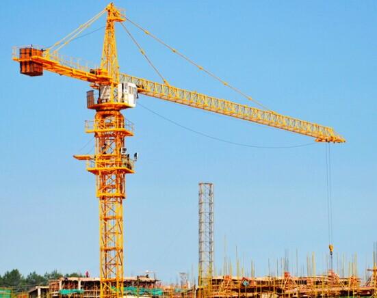 塔吊的机械结构是什么