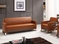 沉穩舒適皮藝沙發款式多樣廣州盛源家具